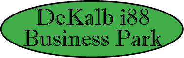 DeKalb i88 Business Park Logo